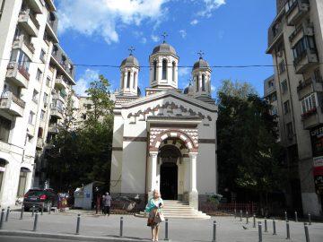 Biserica Sf Ciprian – cunoscuta in toata tara