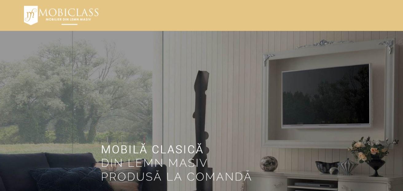 Mobiclass – Mobila cu stil si eleganta!