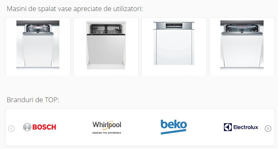 Masina de spalat vase: de ce ai nevoie de una si cum sa ti-o alegi