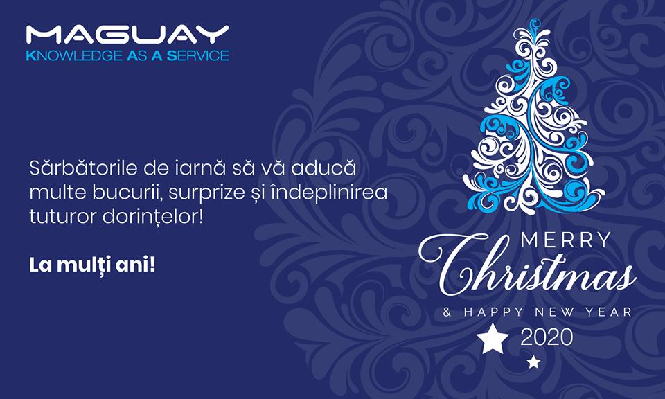 Compania Maguay a fost premiată de Camera de Comerț și Industrie a Municipiului București pentru performanțe în afaceri