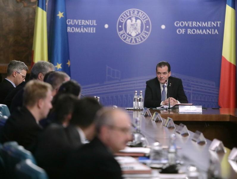 A picat Guvernul Orban – ce se mai intampla prin Romania