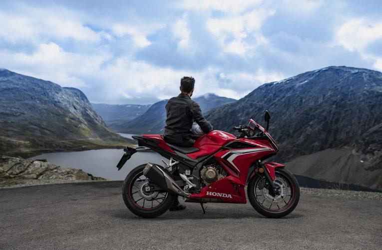 Modificari si noi modele de motocicleta Honda